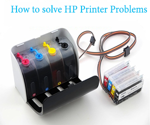 how to solve hp printer problems