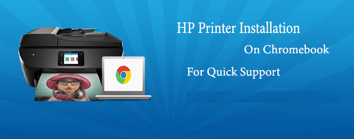 how to install hp printer driver on chromebook