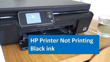 Why does my HP printer not print