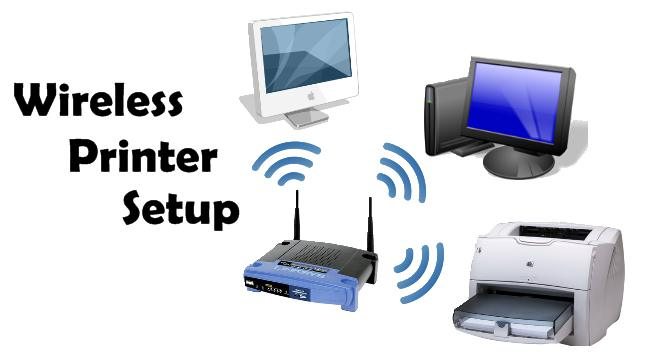 how to reconnect a wireless printer