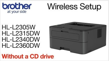 How to Set Up Brother Wireless Printer
