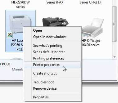 Solved: HP Laserjet P2055DN automatic duplex printing