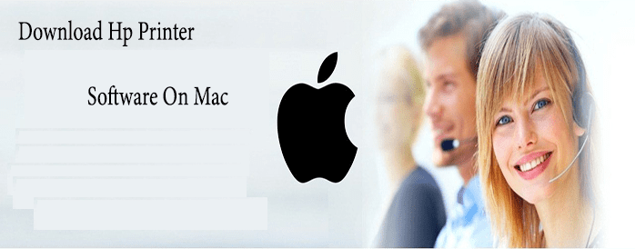 how to download hp printer software on mac