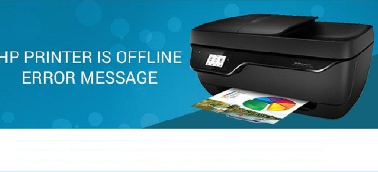 how to get hp printer online
