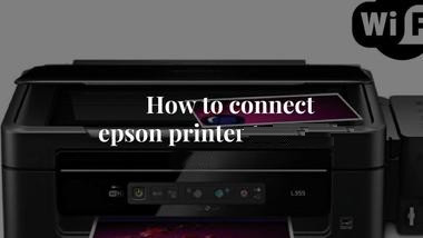 how to setup epson printer