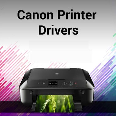 canon printer driver updates