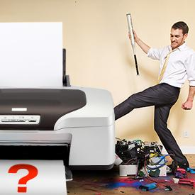 how to diagnose printer problems