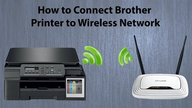 how to set up brother printer wifi