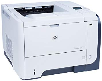 hp laserjet p3015 printing blank pages