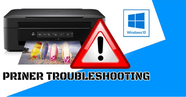 printer troubleshooter windows 10