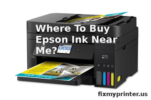 Where To Buy Epson Ink Near Me