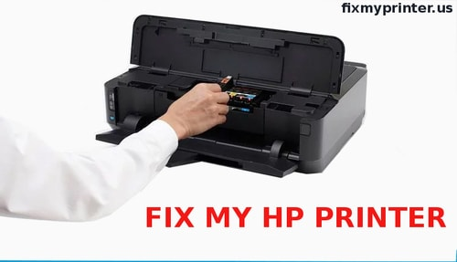 fix my hp printer