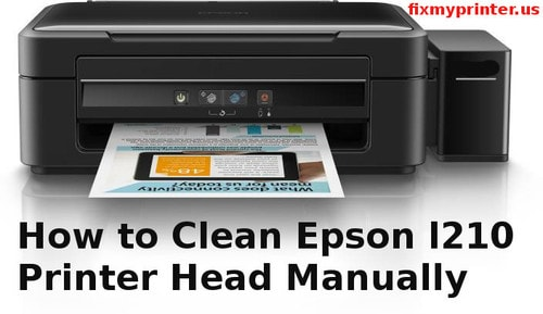 8 Steps: How to Clean Epson L210 Printer Head Manually