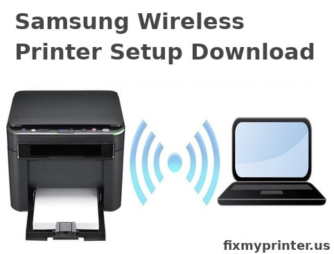samsung wireless printer setup download