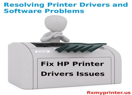fix hp printer drivers