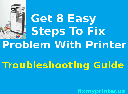 fix problem with printer