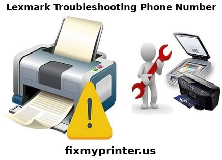 lexmark troubleshooting phone number