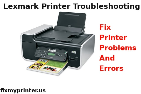 lexmark printer troubleshooting