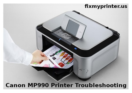 canon mp990 printer troubleshooting