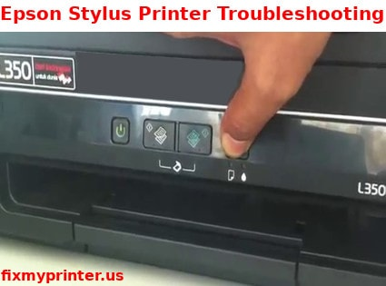 epson stylus printer troubleshooting