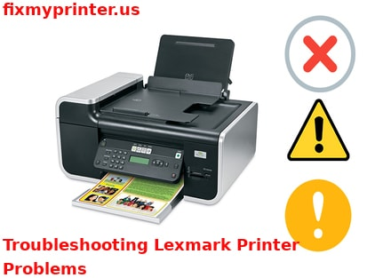 troubleshooting lexmark printer problems