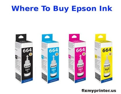 where to buy epson ink