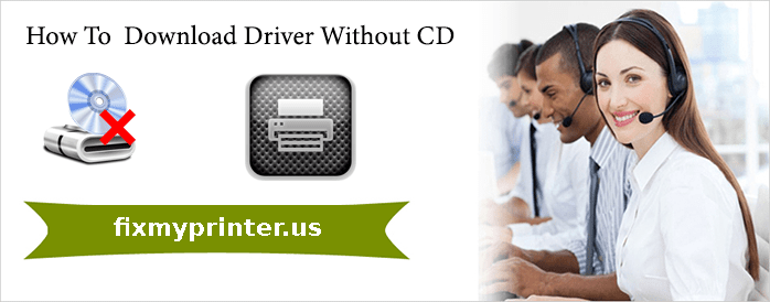 How To Install HP Printer Driver without CD | FixMyPrinter