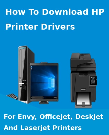 how to download hp printer drivers