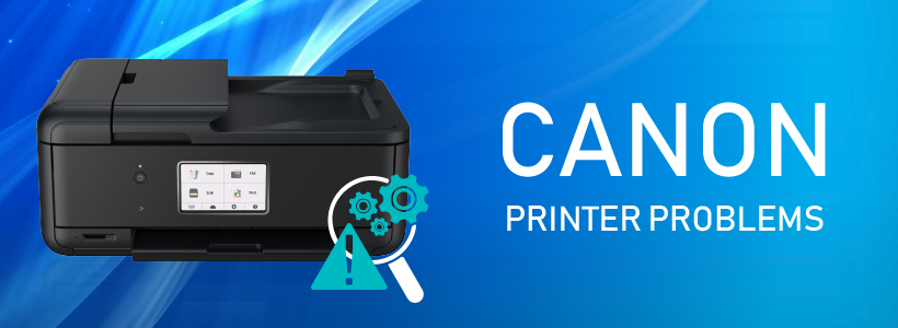 Canon Troubleshooting Printer Problems