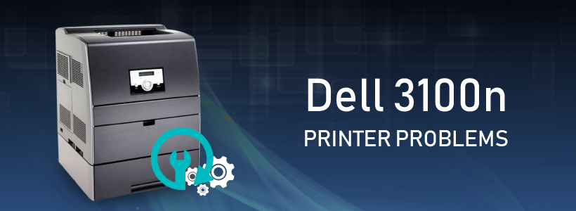 Dell Printer 3100cn Troubleshooting