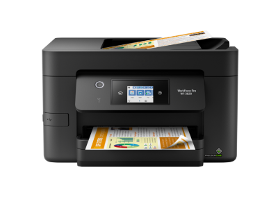 Epson Workforce Wf-3820 Wireless Setup