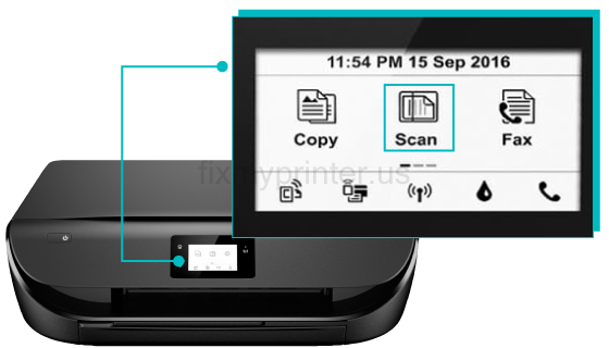 How To Scan To Email On Hp Envy 5070?