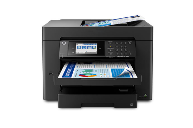 Setup Epson Workforce Pro Wf 7840