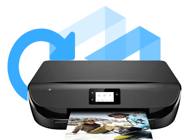 how to reset HP Envy 5070 Printer
