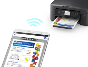Epson Xp-4100 Wifi Direct Mode setup