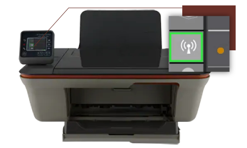 How To Connect HP Deskjet 3054A To My Wifi Network