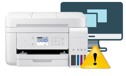Epson ET3760 Not Connecting To Computer