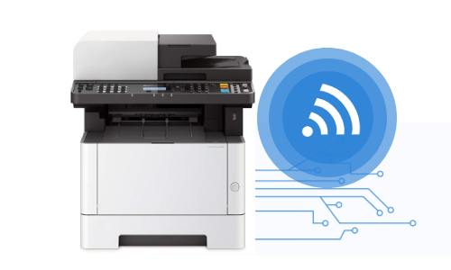 How To Connect Kyocera Printer To Wireless Network?