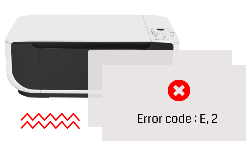 Canon Pixma MP190 Error Code