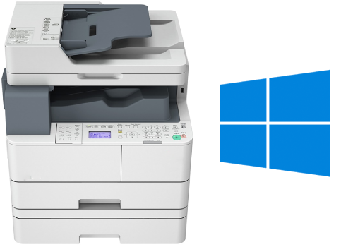 How To Setup Secure Print In Canon Image Runner 1435if Printer