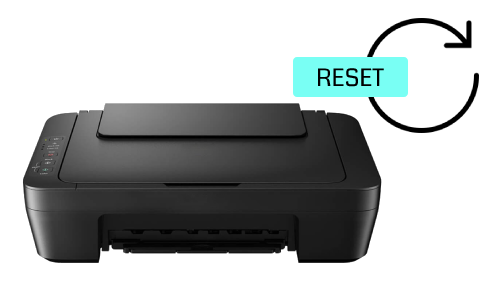 How to Reset Canon MG 3060 Printer?