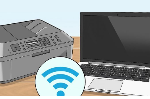 Computer Cant Find Wireless Printer