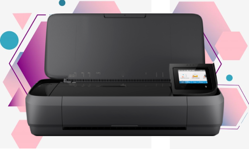 HP Officejet 250 Mobile All-In-One Printer Not Printing