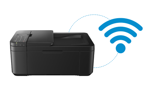 How To Connect Canon Tr4500 To Wifi