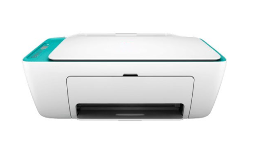 HP Deskjet 2600 Connected To Wi-fi