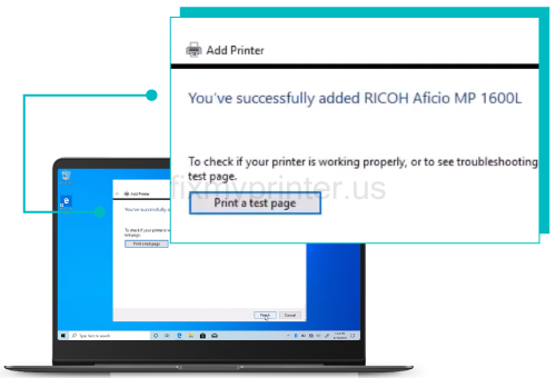 How To Connect My Ricoh Printer To My Computer