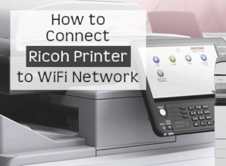 How to connect to Ricoh printer