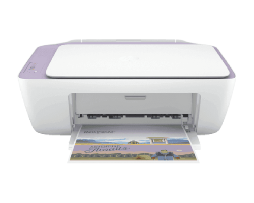 Connect HP 2331 printer with mobile